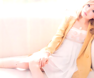 fashion, japanese fashion, and kana nishino image