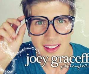 youtube, youtubers, and joey graceffa image