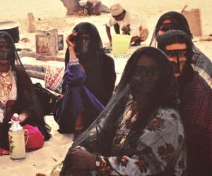 عربي, woman, and حجاب image