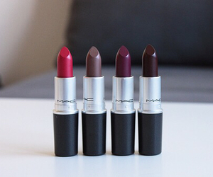 beauty, luxury, and lipstick image
