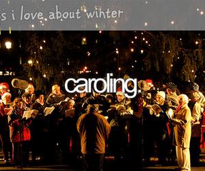 december, lights, and winter image