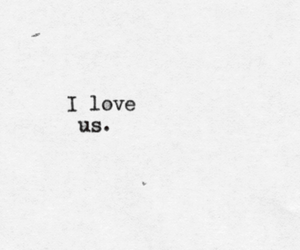 love, quotes, and us image