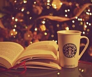 beautiful, book, and christmas tree image