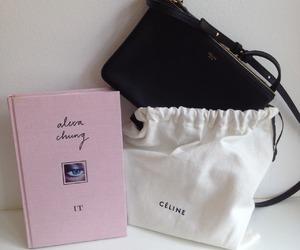 alexa chung, celine, and designer image