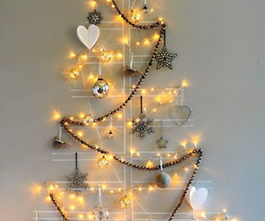 christmas tree, decorate, and design image