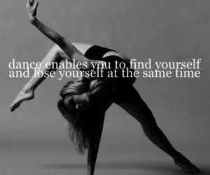 dance and time image