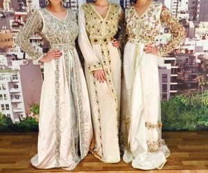 fashion, girls, and wedding image