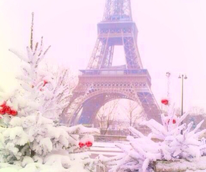 paris, france, and pastel image