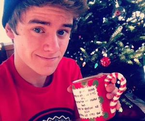 merry christmas, connor franta, and o2l image