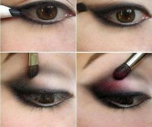 eyes, glitter, and Hot image