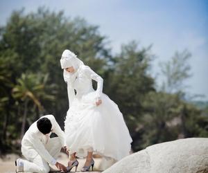 beauty, life, and wedding image