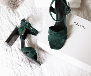 celine, shoes, and fashion image
