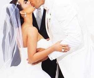 kim kardashian, wedding, and love image