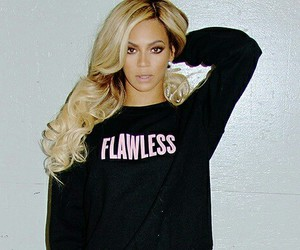 beyoncé, flawless, and queen b image