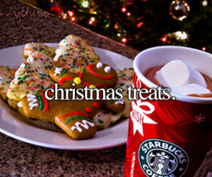 just girly things and christmas image