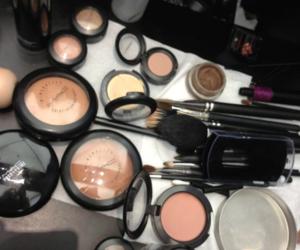 mac, blush, and Brushes image