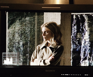 actress, bruno, and clemence poesy image
