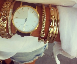 accessoires, watch, and fashion image