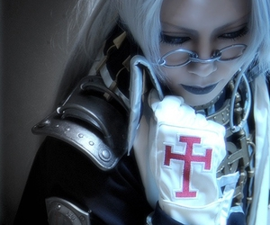 trinity blood and abel nightroad image