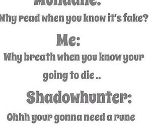 shadowhunter, the mortal instruments, and book image