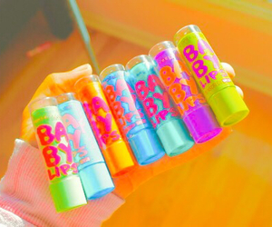 color, baby lips, and collection. lips image
