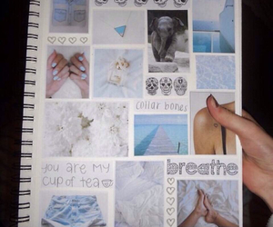diy, notebook, and ideas image