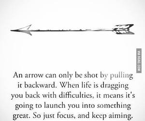 arrow, great, and shot image