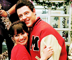 glee and finchel image