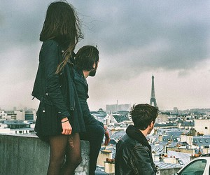 paris, grunge, and hipster image
