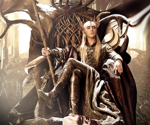 lee pace and the hobbit image