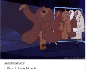 funny, scoobydoo, and tumblr image