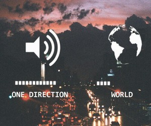 one direction, music, and world image