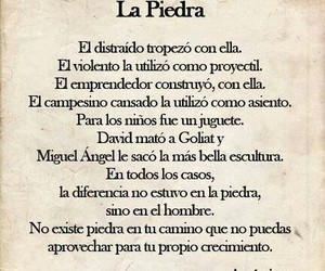 piedra and frases image