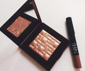 make up, nars, and beautiful image