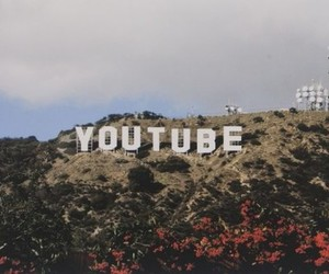 youtube and hollywood image