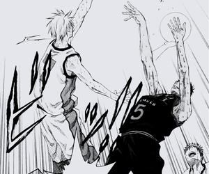 anime, manga, and knb image