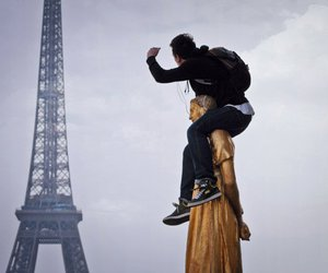 awesome, paris, and eiffel tower image