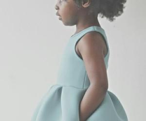 dress, girl, and kids image