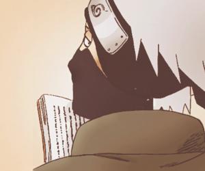 kakashi and naruto image