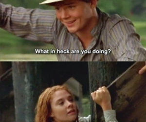 anne, anne of green gables, and Gilbert image