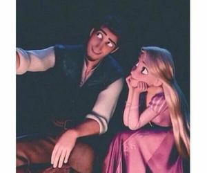 love, crush, and rapunzel image