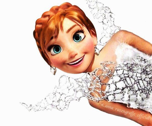 anna, katniss, and frozen image