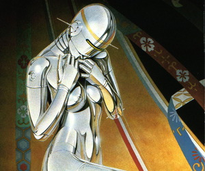 art, Hajime Sorayama, and japan image