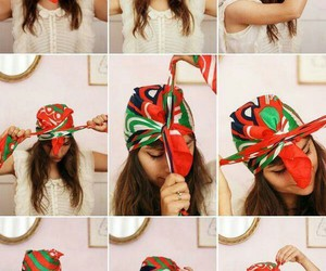 diy, do it your self, and how to wear bennie image