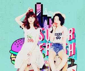 kpop, mina, and yura image