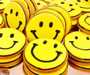 smile, smiley, and smily image