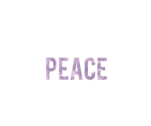pale, peace, and purple image