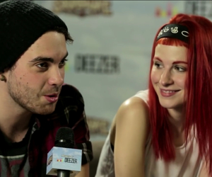 friend, hayley williams, and paramore image