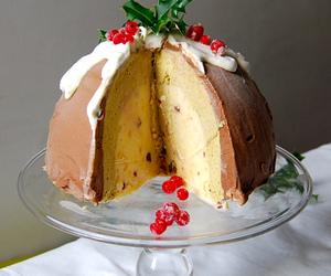 chocolate, christmas, and pistachio image