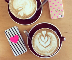 coffee, girly, and yummy image